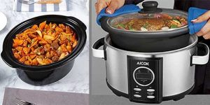 Slow Cooker Aicok 3.5 L
