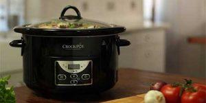 Olla de coccion lenta Crock-Pot SCCPRC507B-050 4.7 L