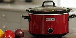 Olla de coccion lenta Crock-Pot-SCV400RD-3.5 L